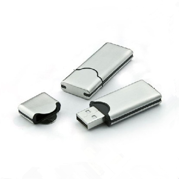 Stainless Steel USB Flash Drive