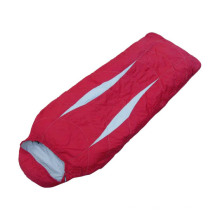 Saco de dormir anaranjado del camping (CL2A-BC01)