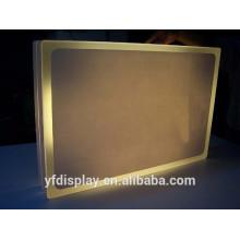 Acrylic Hot Sell Advertising Board Display Holder