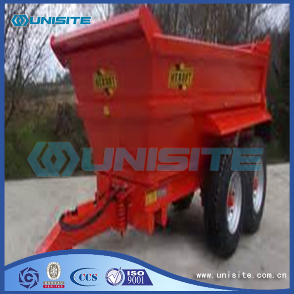 Agricultural Steel Equipments