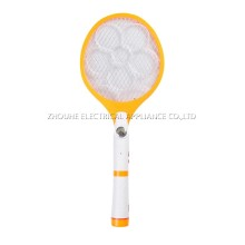 electric fly swatter mosquito killer with torch CE certificated