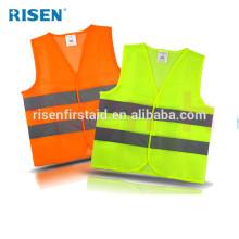 High protective reflective safety vest