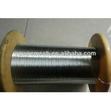 0.28mm Stahldraht Schrott für Südkorea Markt heiß getaucht galvanisierte Eisen Draht