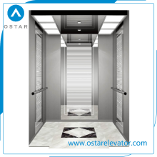 Hot Selling Commercial Building Used Elevator 1000kg