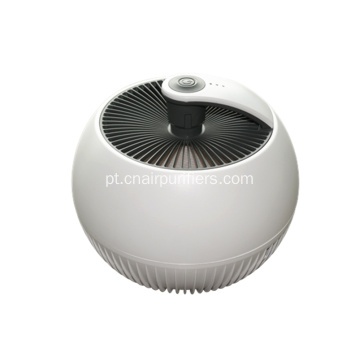 True HEPA Desktop Air Cleaner remove poeira