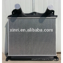Water to air intercooler for MAN TGA truck parts 81061300197 81061300231 81061300179 81061300215 NISSENS: 97049