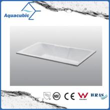 Modern Design Acrylic Drop in Bathtub (AB021D)