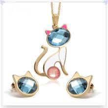 Accesorios de moda joyería de moda joyería de acero inoxidable conjunto (js0224)