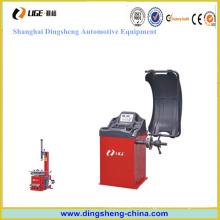 Автомобильная Балансировочная машина Балансера колеса Китай для продажи ДС-7100