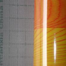Plancher de PVC en plastique mat 1.6mm * 2.0m * 23m