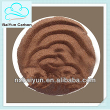 piedra granate rugosa para pulir con chorro de arena