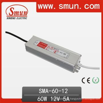 Fuente de alimentación de corriente constante del controlador 60W 6-12V 5A