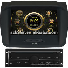 2014 nuevo sistema de navegación del coche del diseño para Mitsubishi L200 (bajo) con GPS / Bluetooth / Radio / SWC / Virtual 6CD / 3G / ATV / iPod