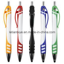 Plastik Kugelschreiber als Förderung Einzelteil (LT-C428)
