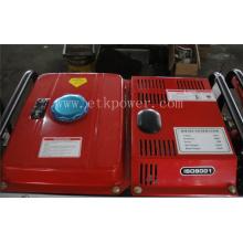 3kw Strong Carton Embalaje Diesel Generador Set