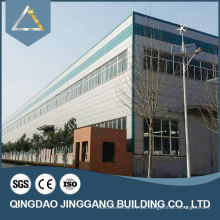 Edifício de edifícios pré-fabricados multifuncionais de metal