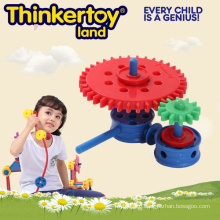 Newest ABS Creative Colorful Building Block Toy for Kids