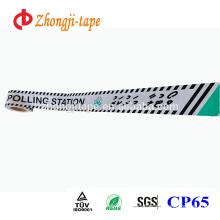 Elegant and sturdy pe event marking tape