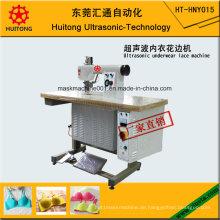 Ultraschall-Unterwäsche-Spitze-Maschine