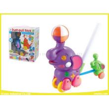 Push Pull Toys Electric Music Toys Happy Elephant Toys