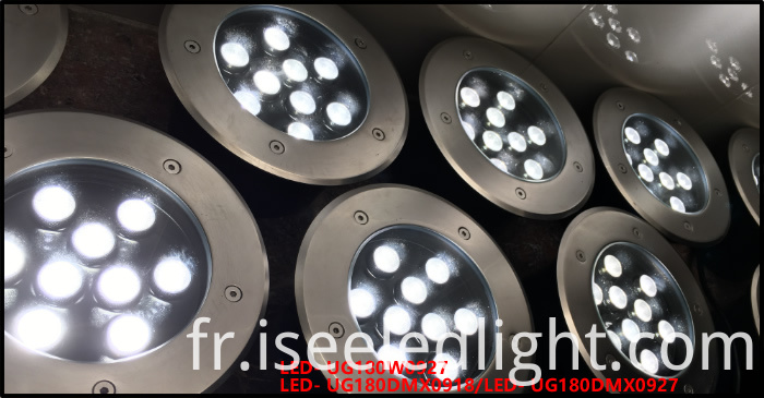 27W LED Underground light