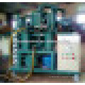 Purification d'huile de transformateur de vide d'acier inoxydable (ZYD-150) avec la haute tension