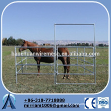 Inexpensive Professional High Quality Livestock Rail Fence for Cattle