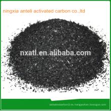 Carbón activado Nutshell granular para el tratamiento del agua