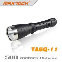 Maxtoch TA5Q-11 Deep Reflector Long Range LED 18650 Q5 Torch