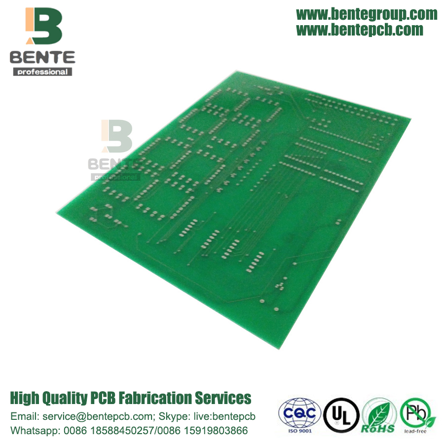 2 couches PCB standard FR4 Tg150 1oz