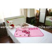 Raschel Mink Supersoft 100%Acrylic Baby Blanket (NMQ-LBB008)
