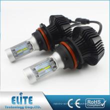 O automóvel G7 conduziu luzes 4000lm 6500k 40w ZES 9004 hb1 9007 hb5 conduziu o bulbo do farol