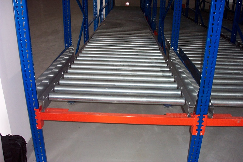 Pallet Flow Racking Rollers