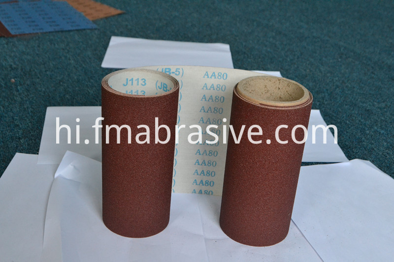 J113 abrasive cloth