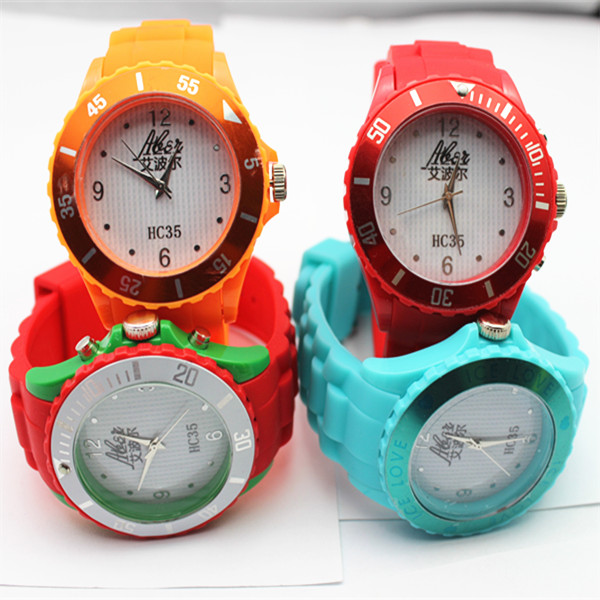 colorful ice watches