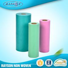 Achat non-tissé de tissu non-tissé de fabrication en ligne de Pp