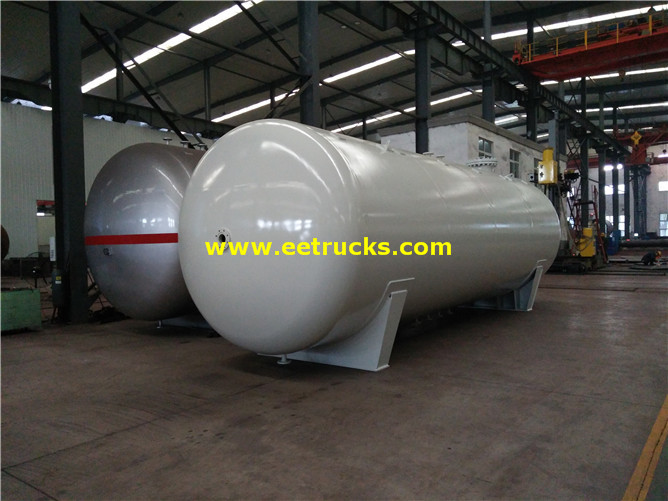 Bulk Liquid Ammonia Vessel Tanks