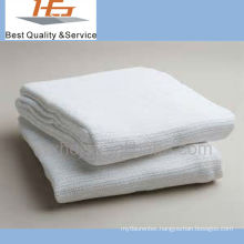 soft and comfortable cotton hotel leno blanket