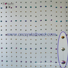 High quality coated Beaded curtains for home decoration