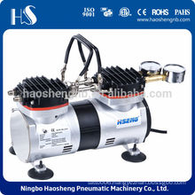 AS30W mini double cylinder vacuum pump