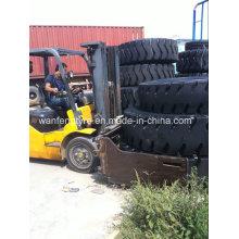 Neumático de la grúa, del neumático de la carretera