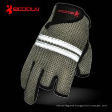 Ring Mesh Gloves/Three Finger Gloves (FGL003)