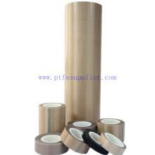 L'abrasion résistance PTFE (Teflon) ruban de fibre de verre