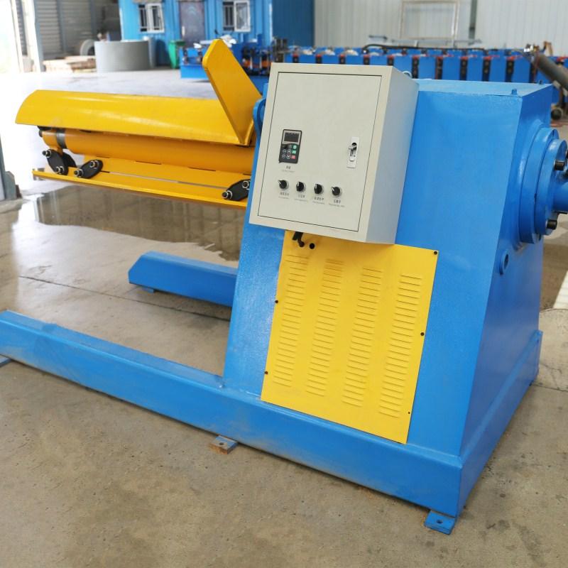 hydraulic decoiler-02