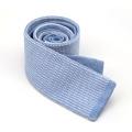 Lazo de punto de encargo del color sólido de los modelos mezclados el 100% para los hombres de negocios