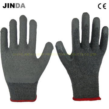 Промышленные перчатки с покрытием из латекса (LS008)