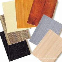 Quality Colorful Melamined Plywood for Furniture Board