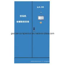 Système de contrôle du compresseur à économie d'énergie