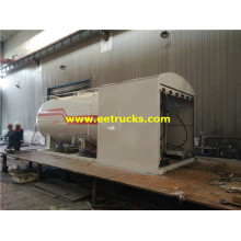 20m3 10ton Skid Mounted Gas Stations