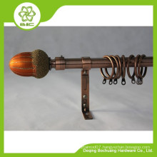 Hot Sale Top Quality Best Price 2014 new product window curtain rod/fashion curtain rod
